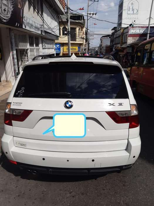<strong>bmw</strong> X3 2007 - 142149 km