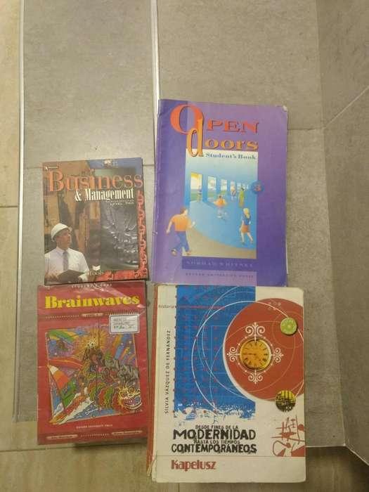 Lote de Libros: Muy Buen estado!!