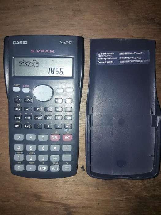 <strong>calculadora</strong> Casio Fx-82ms