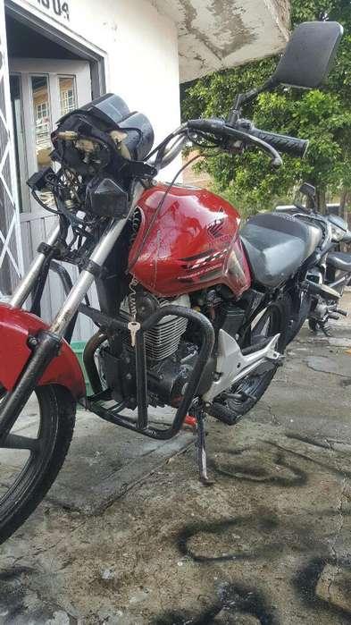 Vendo Barata Honda Cbf150
