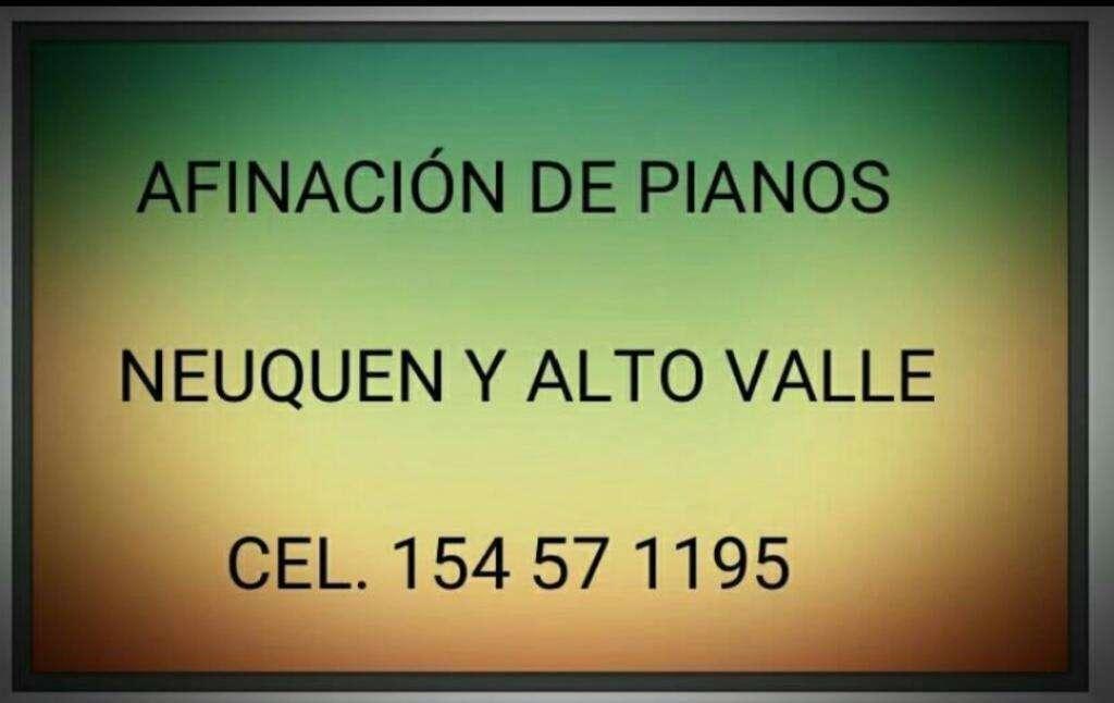 Afinación Reparación de Pianos