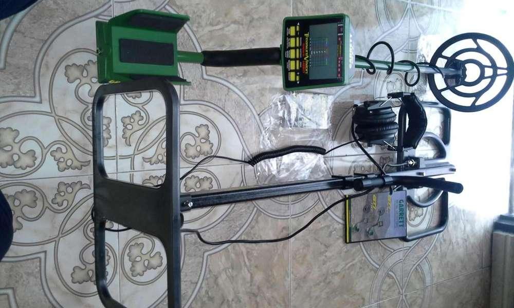 vendo o cambio detector de metales GTI 2500 en perfecto estado