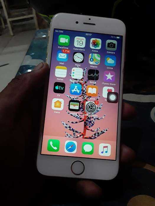 Vendo O Cambio iPhone 6 de 64 Gb Origina