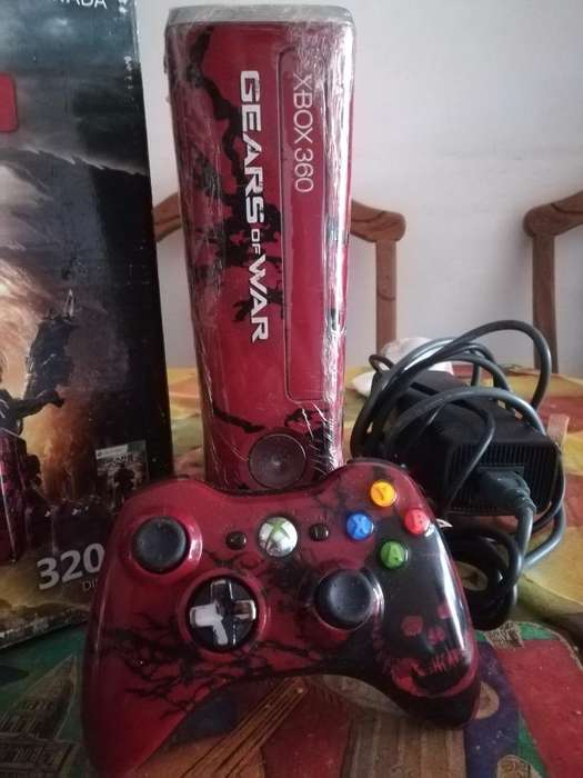 Xbox 360 Edicion Limitada Gears Of War