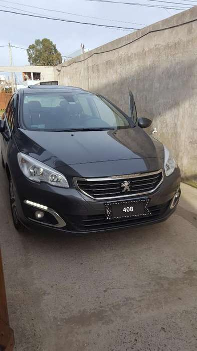 <strong>peugeot</strong> 408 2016 - 60000 km