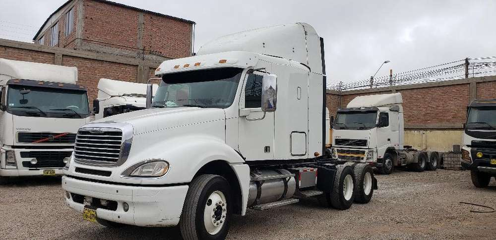 Tracto Freightliner