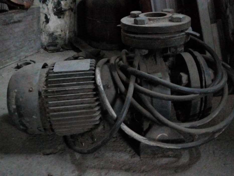 bomba de agua centrifuga trifasica