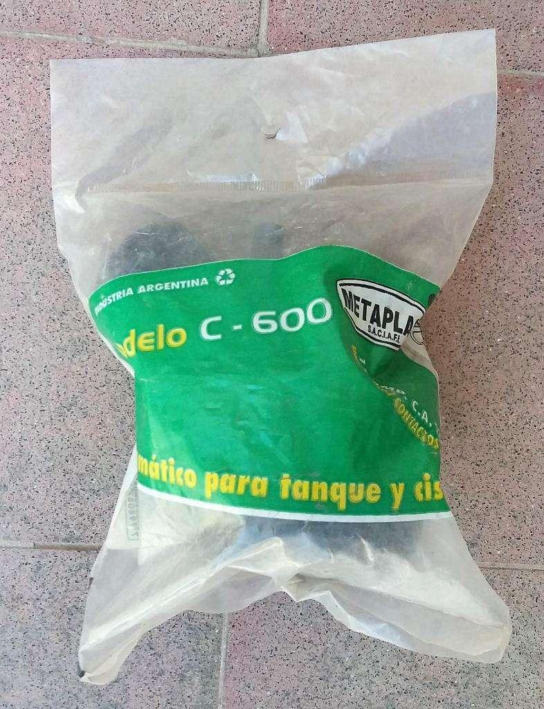 BOYA AUTOMATICO PARA TANQUES Y CISTERNAS DE AGUA, BOYA