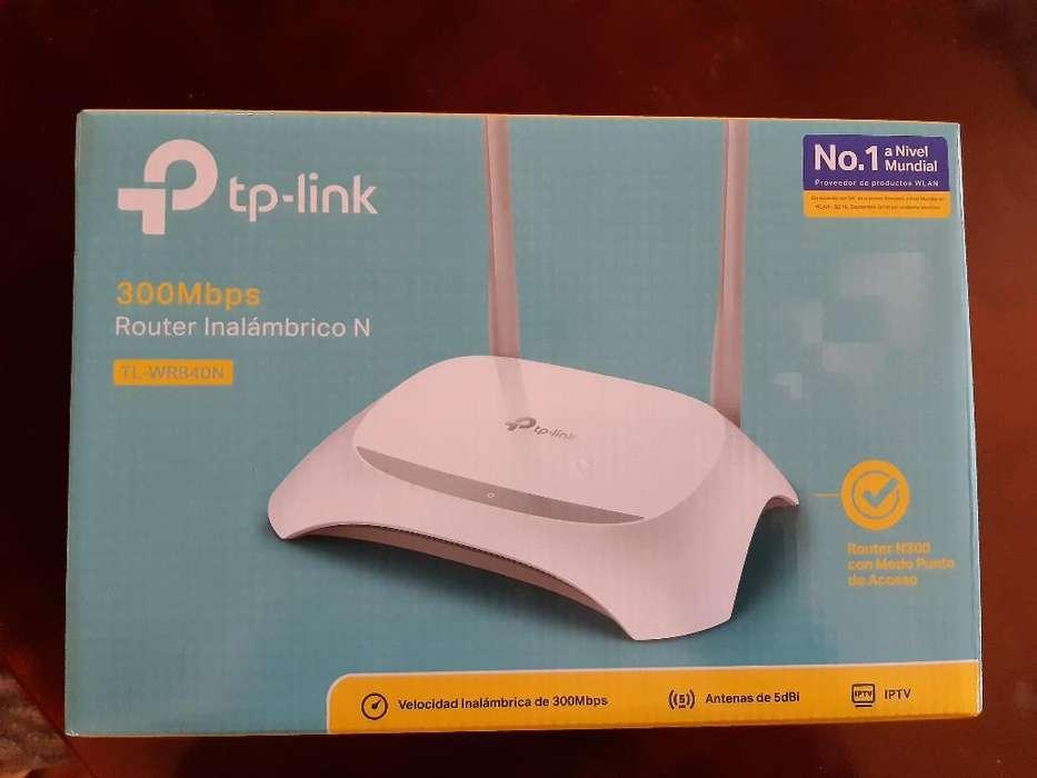 Router Inalámbrico (tp-link)