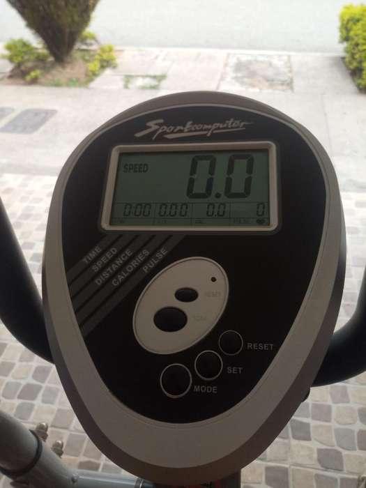 Vendo Bicicleta Elíptica Gymtop