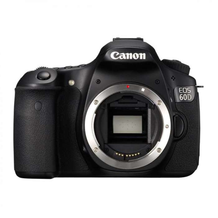 Canon Eos 60d Cuerpo Canon Efs 18 55mm F/3.55.6 Is Stm