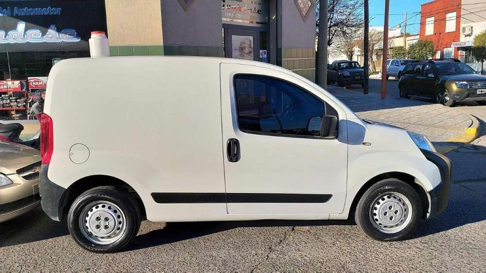 <strong>fiat</strong> Fiorino Qubo 2013 - 105000 km