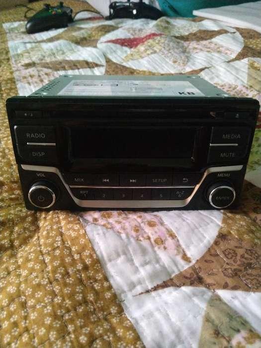 Radio Nissan Np300 Modelo 2019