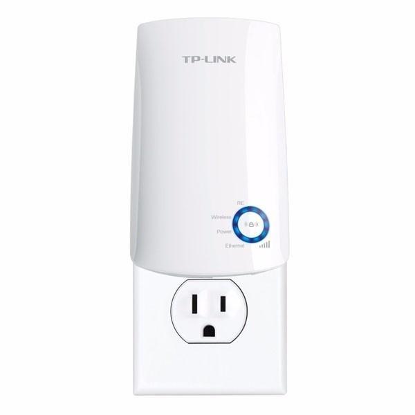 Repetidor Wifi Extensor Extender Tplink Wa850 Wa850 300 Mb