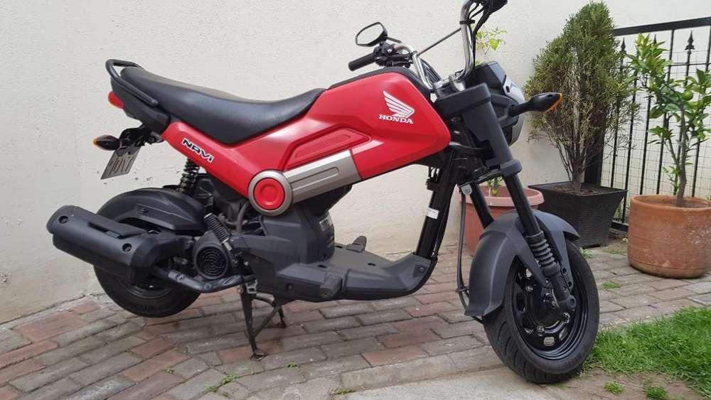 Vendo Preciosa <strong>honda</strong> Navi 110cc