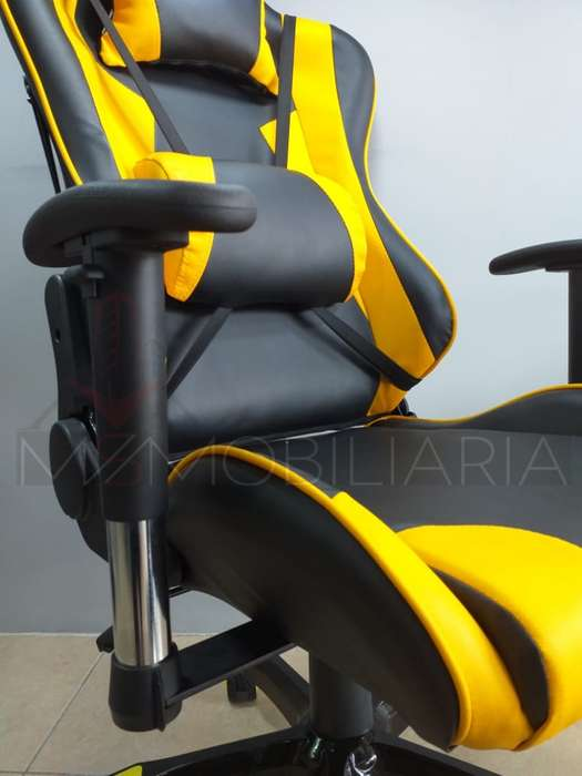 SILLON GAMER RALLY SUPER RECLINABLE