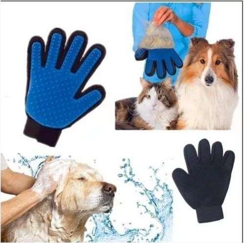 Guante Peina Perro/gato Extractor Pelo Peine Para Mascotas (2287)