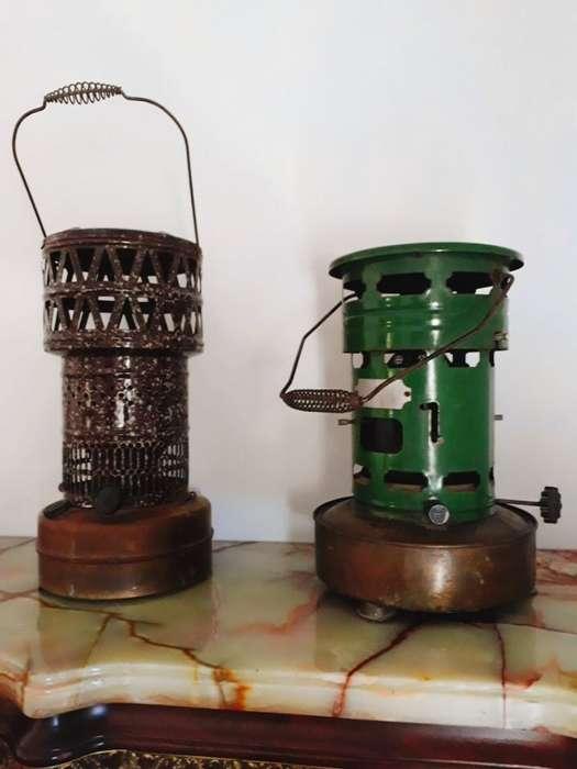 Calentadores antiguos
