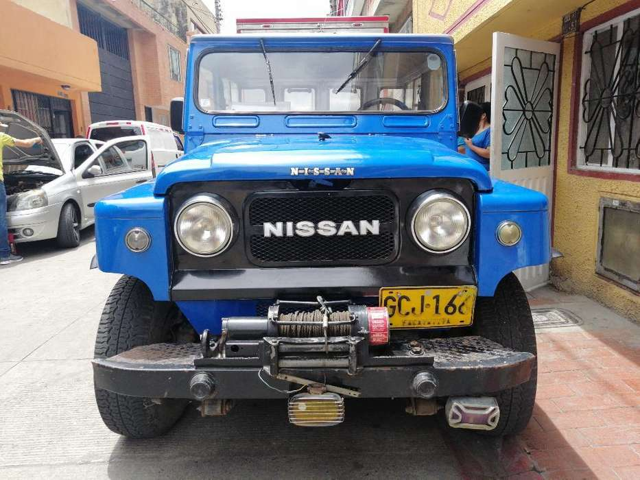 Nissan Patrol  1967 - 574210 km