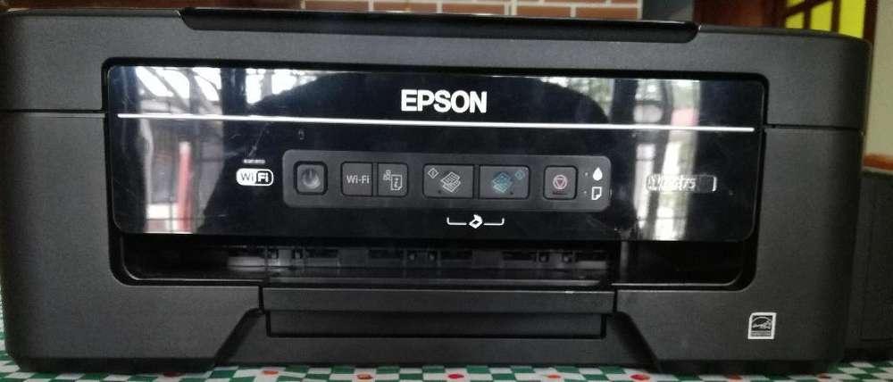 Impresora Epson L375 (poco Uso)