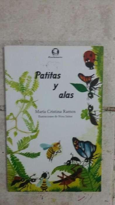 Libro Patitas Y Alas