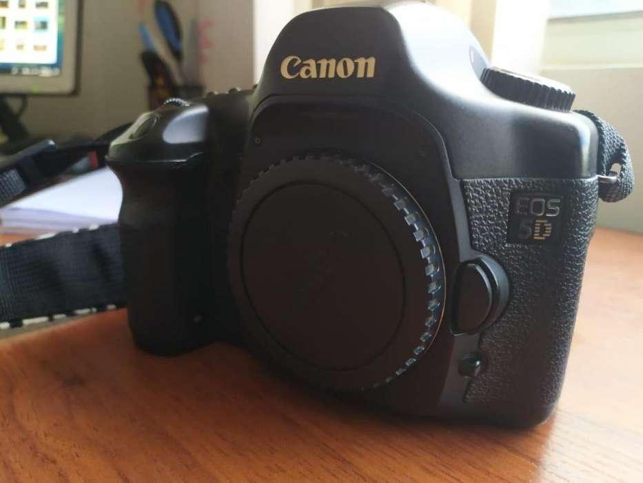 Canon Eos-5d Clásica