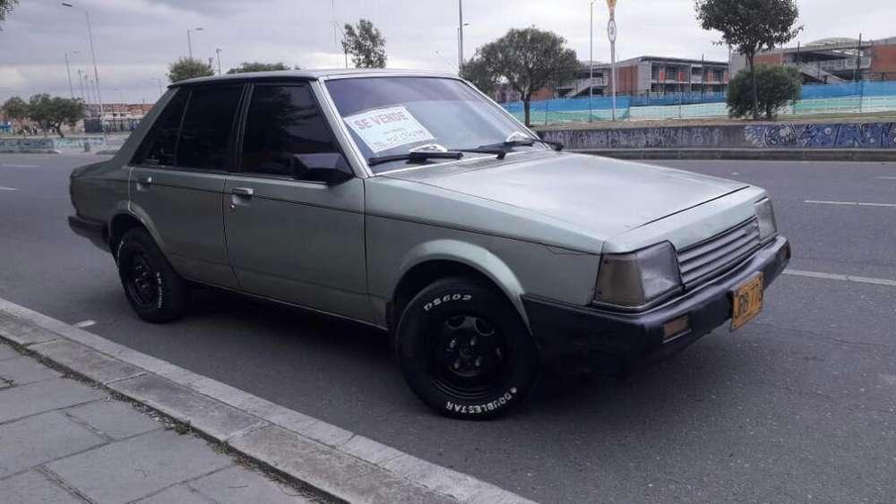 Mazda 323 1984 - 125000 km