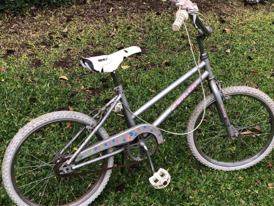 Bicicleta Zenith r/20 [usada]