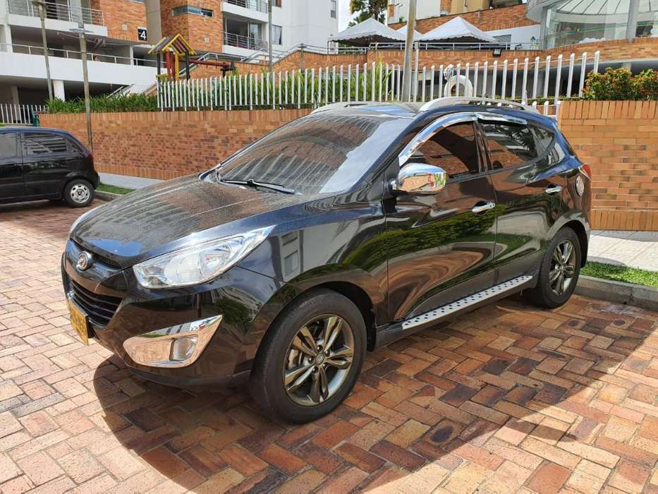 Hyundai Tucson 2013 - 46000 km
