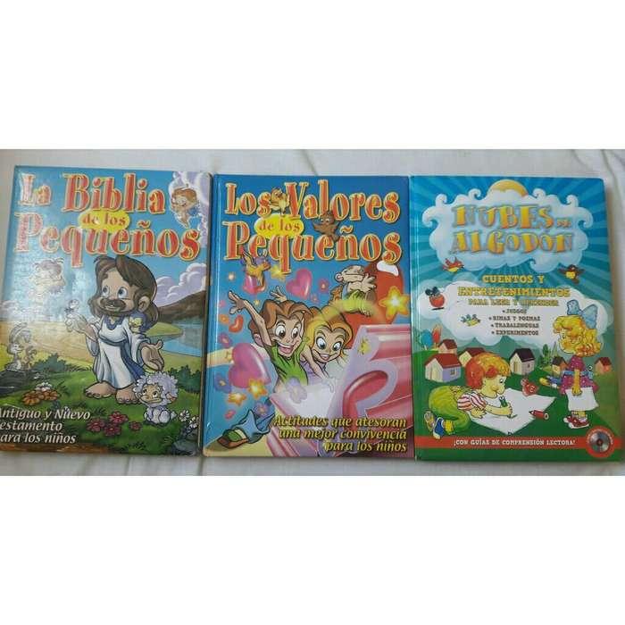 Libros para Niños Educativos