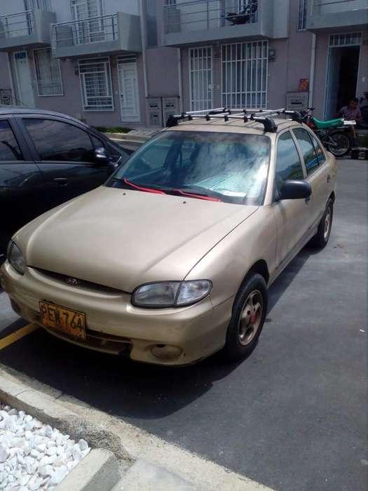 Hyundai Accent 2005 - 212355 km