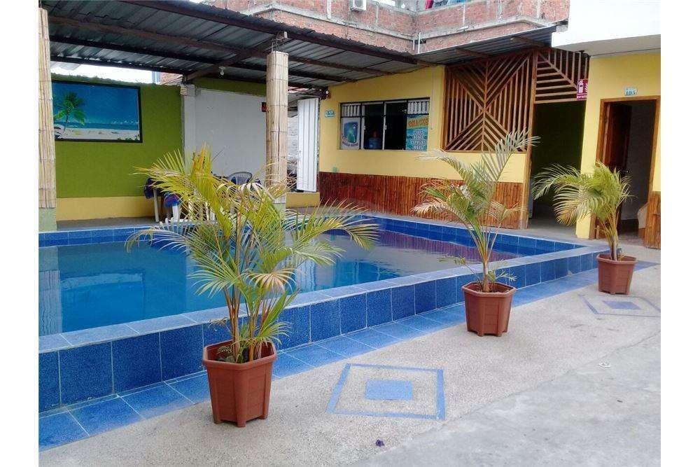 Venta de Hotel en Manta/Manabí