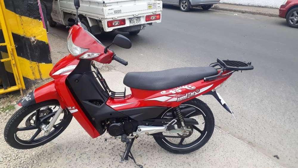 Vendo Auteco Kymco Uni-k 110