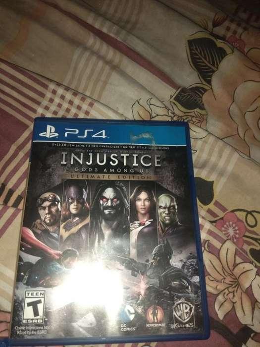 Vendo Injustice Ps4