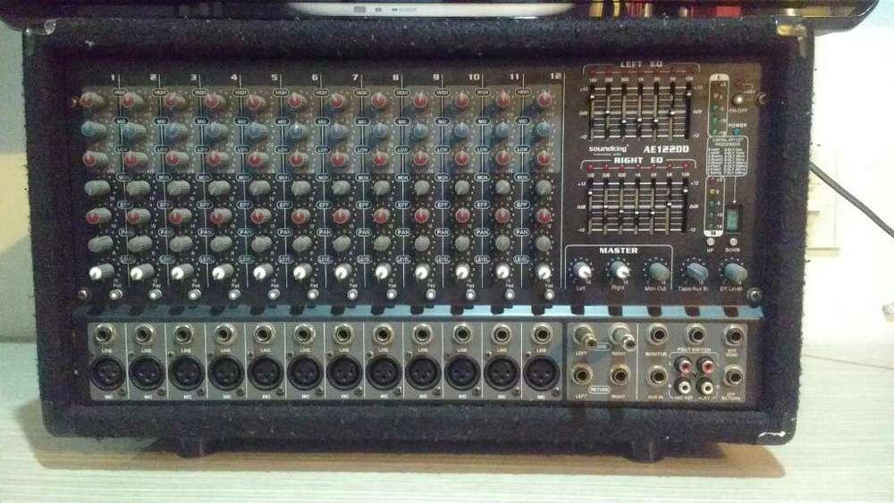 Amplificador Soundking