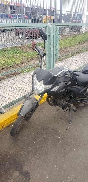 Vendo Moto Italika 125z Negra