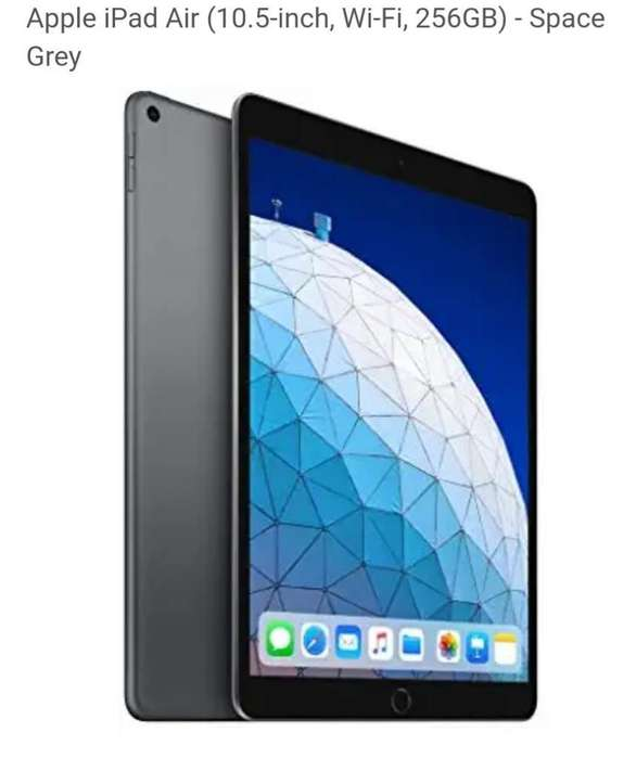 Apple Ipadair (10.5-inch, Wi-fi, 256gb)