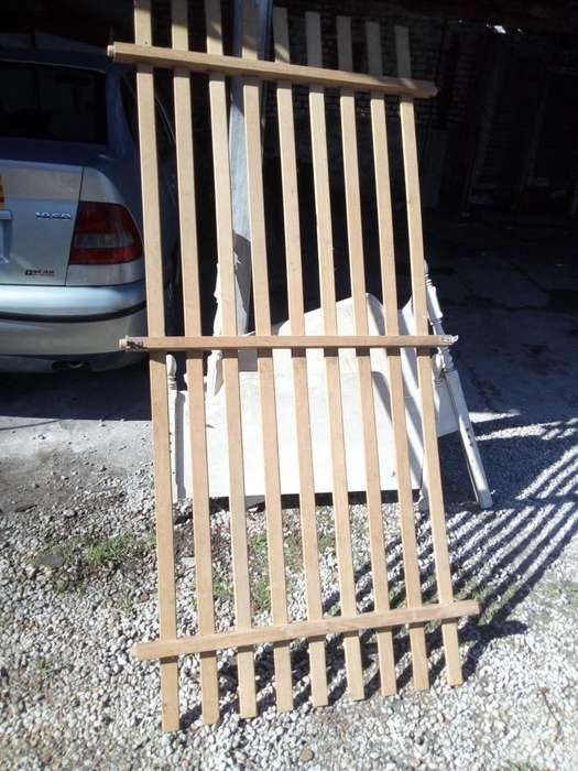 bastidor de madera para <strong>cama</strong> de una plaza en mar del plata