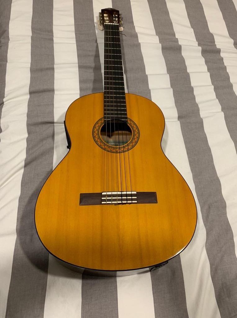 Guitarra C40 Yamaha