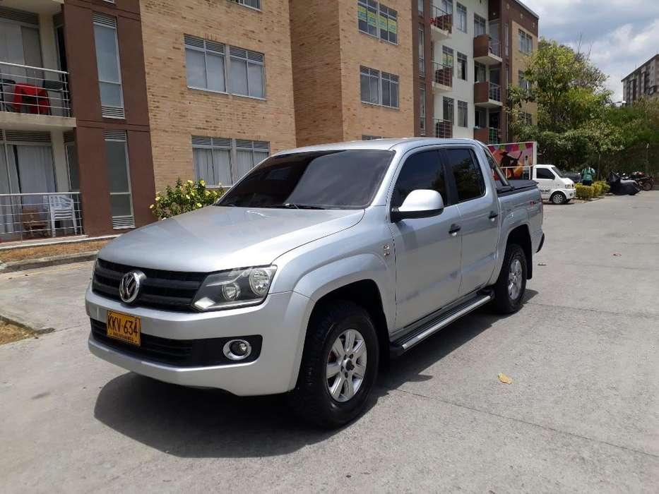 Volkswagen Amarok 2012 - 115000 km