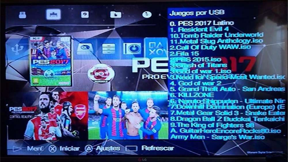 Chip Virtual PS2 Play Station 2 Slim FAT revive tu consola