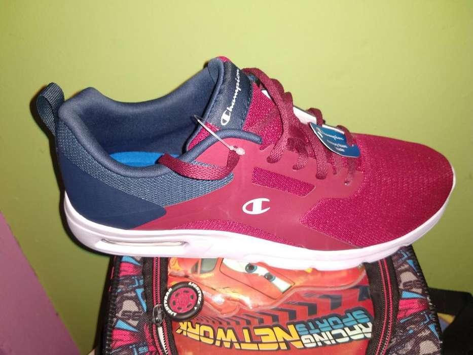 Vendo Zapatos Champion