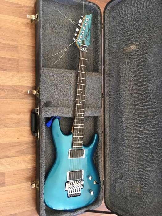 Guitarra Ibanez JS100.