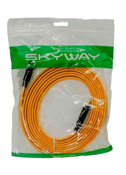 Cable Plano Hdmi A Hdmi 1.4v 1080p 3d Skyway 1,80 Mt