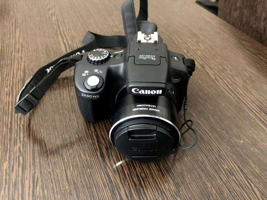 Camara Canon SX50 Impecable!