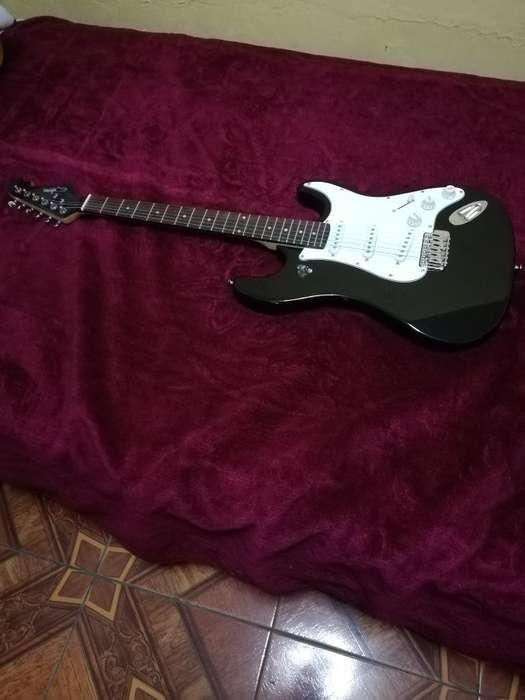 Guitarra Electrica James 9.5/10