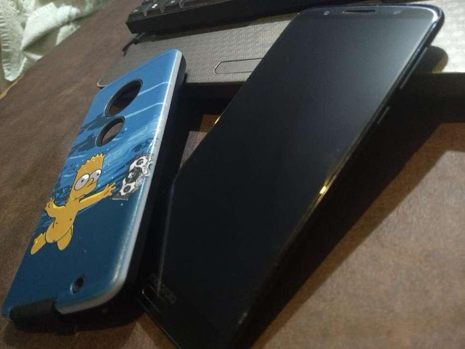 Moto G6 Plus Índigo Blue