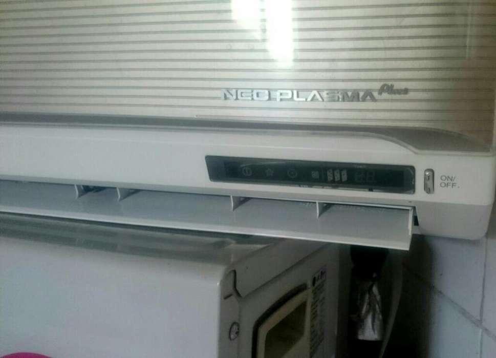 Aire acondicionado mini split, neo plasma moderno purificador, 12.000 btu