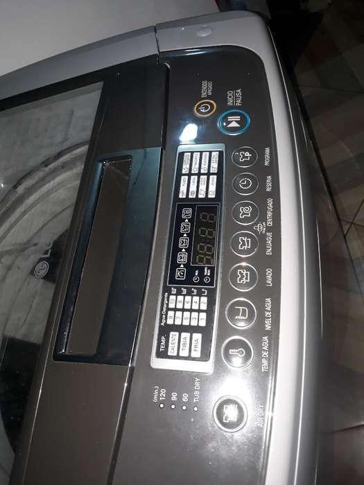 Lavadora Lg 33 Libras Digital