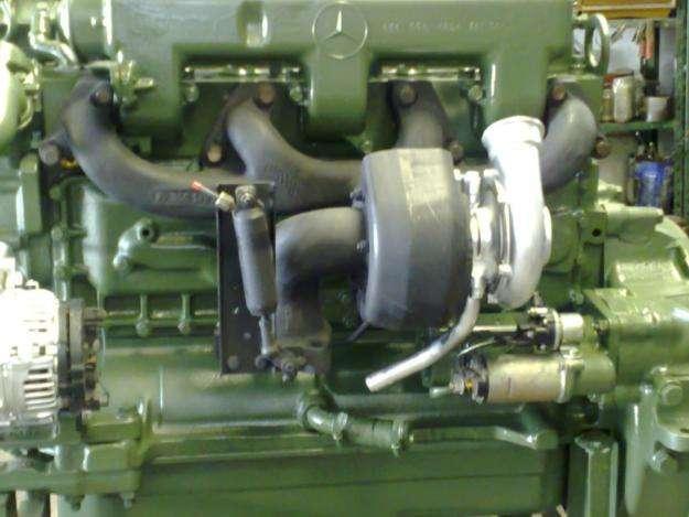Motores Mercedes Benz 1114, 1518, 1620, 710.